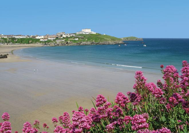 Wedding Venue View Newquay Cornwall | Atlantic Hotel