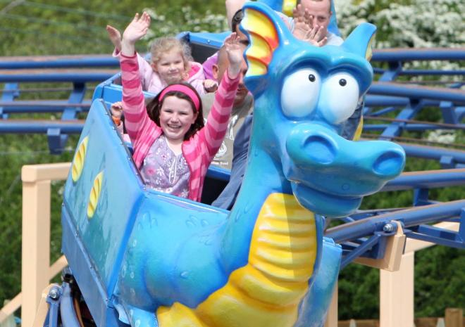 Crealy Adventure Park, Wadebridge , Things to do in Cornwall