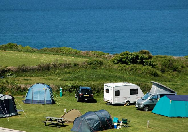 Holiday park in Cornwall | Ayr Holiday Park | St Ives | Cornwall & Ayr Holiday Park