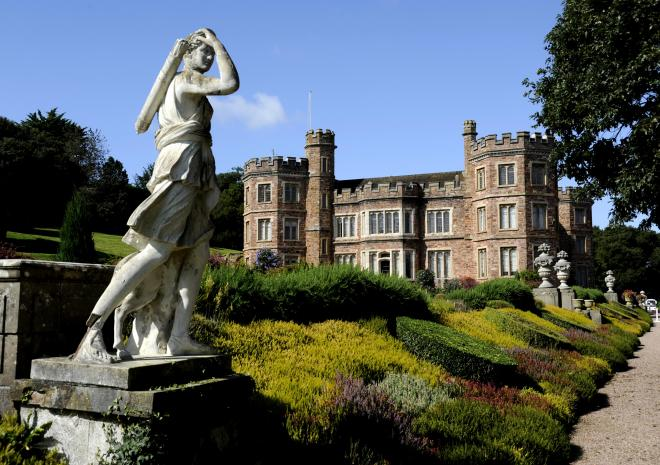 Mt Edgcumbe House and Country Park, Cornwall
