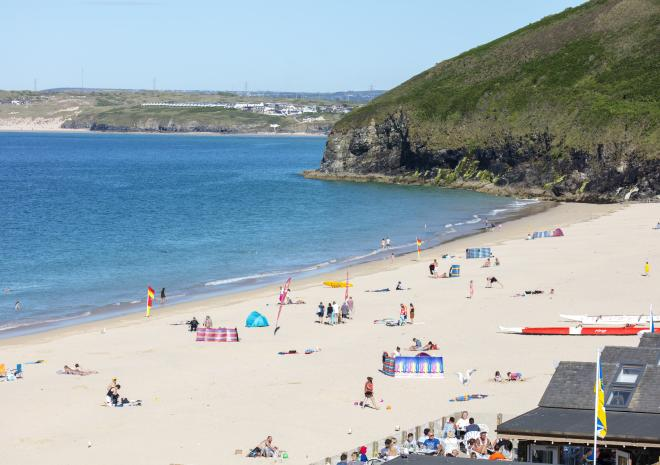 Carbis Bay, St Ives, West Cornwall
