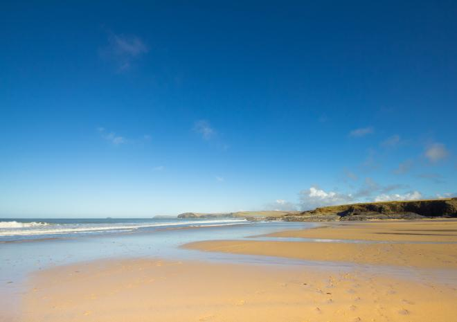 Padstow Touring Park, Caravan and Camping Site, Padstow, Cornwall
