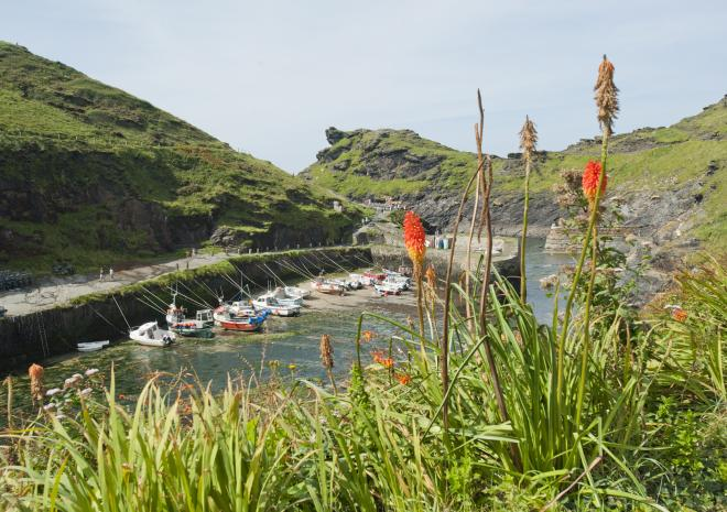 Boscastle, North Cornwall c Adam Gibbard/Visit Cornwall
