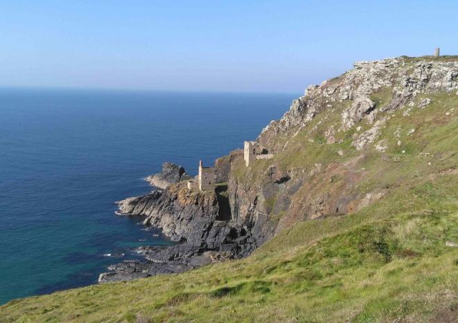 Select South West Tours, Luxury Guided tours, Bottallack, Cornwall