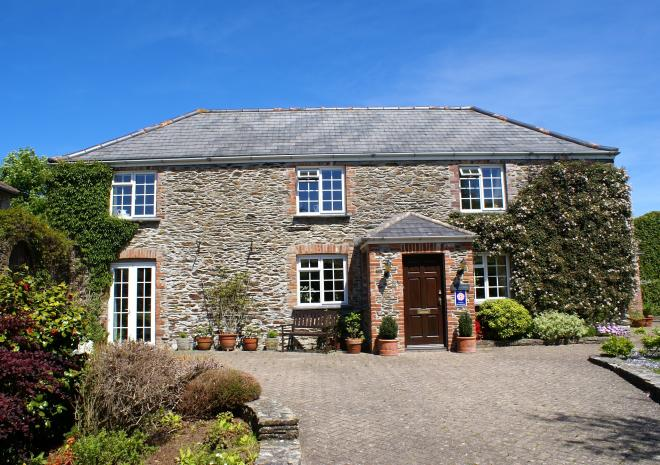 Bed and Breakfast in Cornwall , Chy Vista , Truro , Cornwall