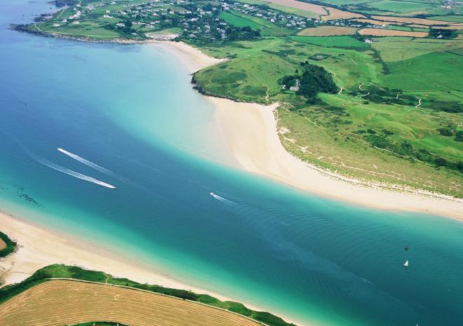 Camel Estuary, Cornwall c John Such/Visit Cornwall