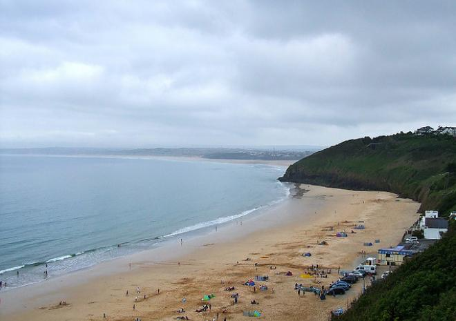 Carbis Bay Beach |  St Ives | Cornwall