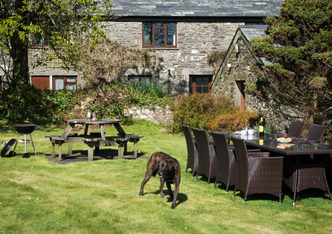 Cargurra Farm Cottages, near Boscastle, North Cornwall