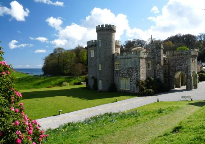 Things to do in Cornwall | Caerhays Castle and Gardens | St. Austell | Cornwall