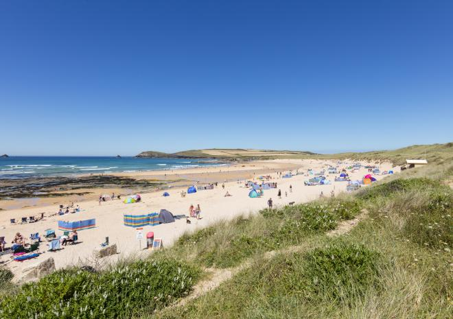 Constantine Bay, Padstow, North Cornwall