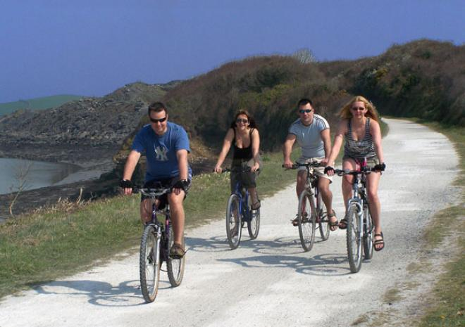 Cornish Cycle Tours | Cycling holidays in Cornwall
