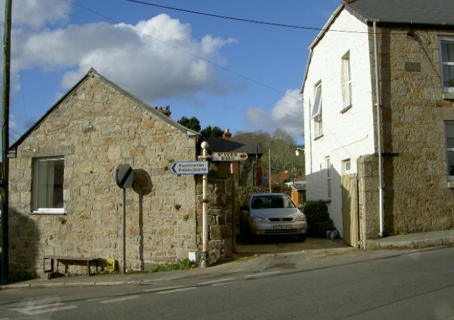 Cottages in Cornwall , St Michael Mount nearby , Penzance , Cornwall