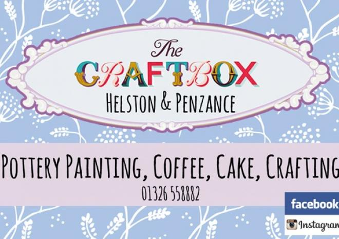 The Craft Box Cafe, Helston, Cornwall