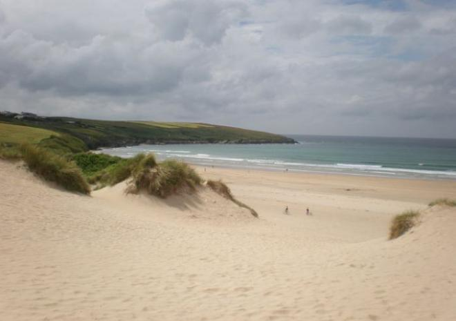 Beaches near Newquay Cornwall | Crantock Beach  c Visit Cornwall / Laurence Berry