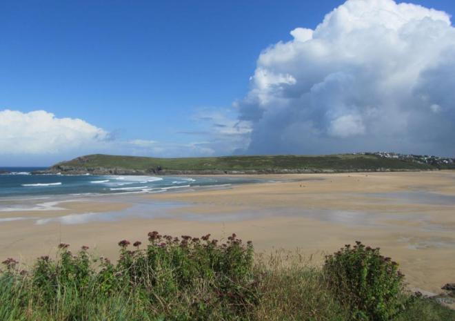 Beaches near Newquay Cornwall | Crantock Beach  c Catherine Shipley