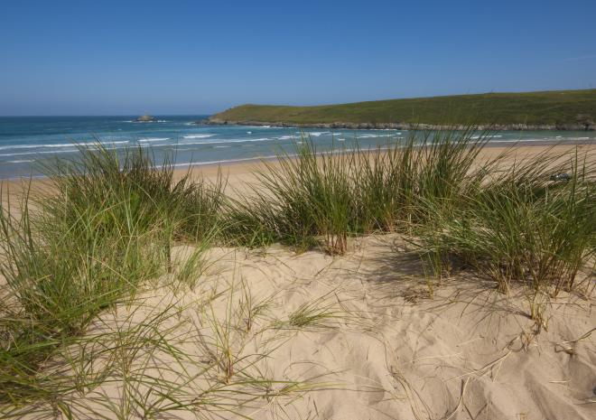 Beaches near Newquay Cornwall | Crantock Beach c Visit Cornwall / Adam Gibbard