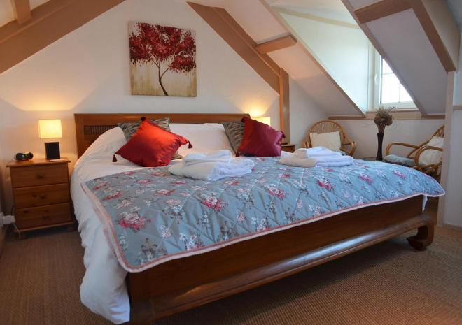 Bottreaux House, Bed and Breakfast, Boscastle, North Cornwall