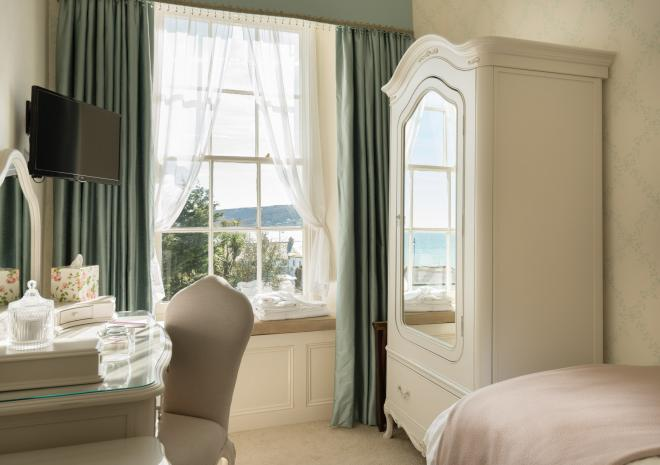 Camilla House, 5 star Guest House, Accommodation, Penzance, West Cornwall