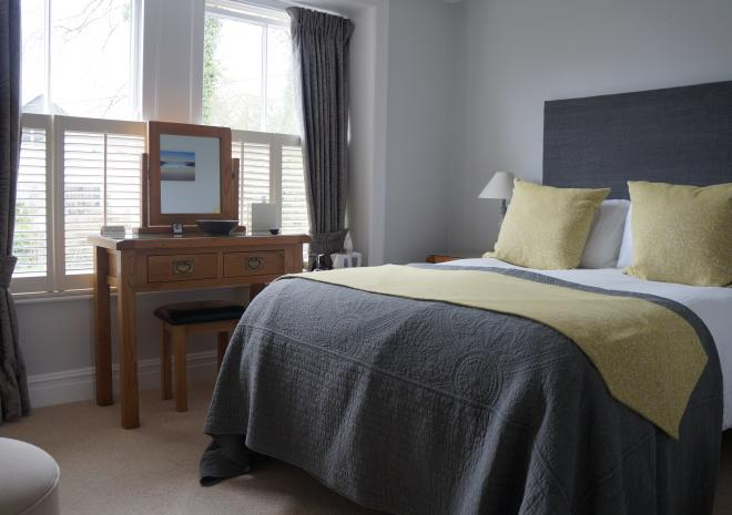 Room 2 offers double en-suite accommodation at Brookdale Bed and Breakfast