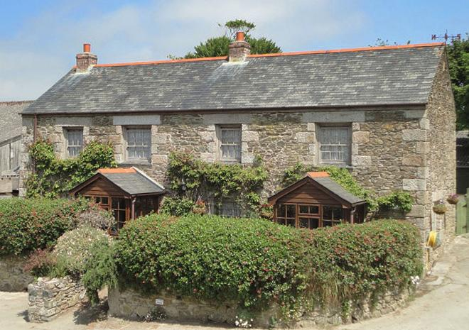 Mudgeon Vean, Self-catering Cottages, Helston, West Cornwall