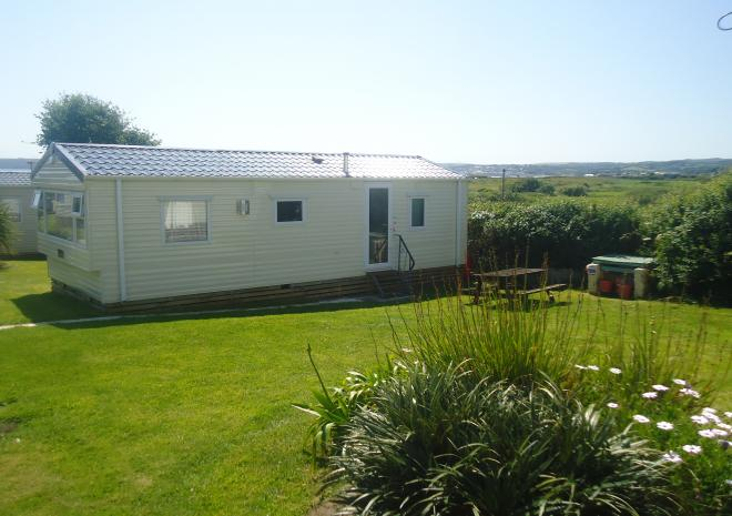 Resort, marazion, Cornwall, Mounts Bay Caravan Park