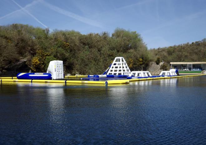 Kernow Adventure Park, Near Penryn, Cornwall