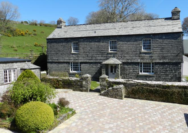 Ta Mill House, self catering, Cornwall