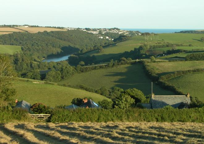 Treworgey Cottages near Looe, Cornwall