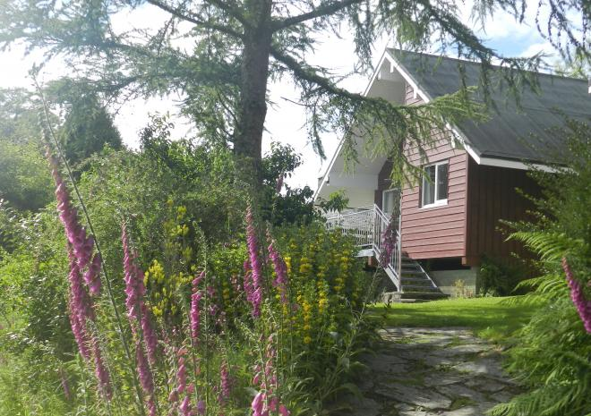 Meadowview lodge detached self catering Ta Mill,  Cornwall