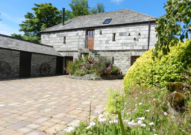 Hayloft cottage, four star cottage at Ta Mill