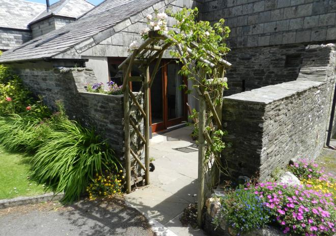 Dairy cottage, Ta Mill, Cornwall, self-catering