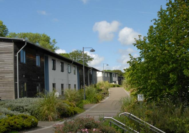 Glasney Flats, Self catering accommodation, Falmouth, South Cornwall