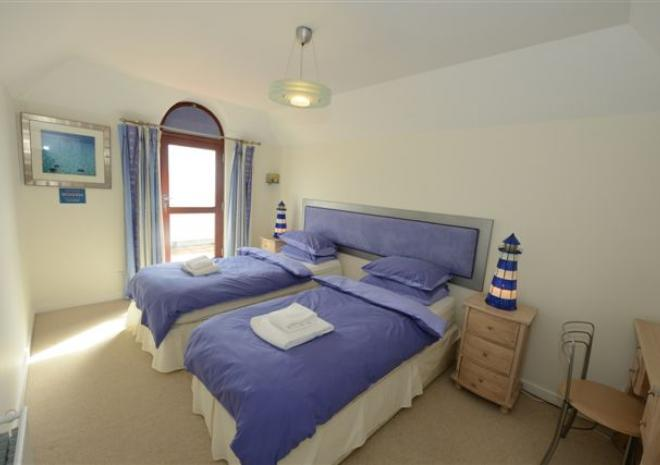 Self catering Cornwall | The Penthouse | Falmouth | Cornwall