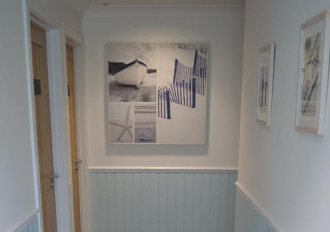 The Artist Loft, Luxury B&B, Porthleven, West Cornwall