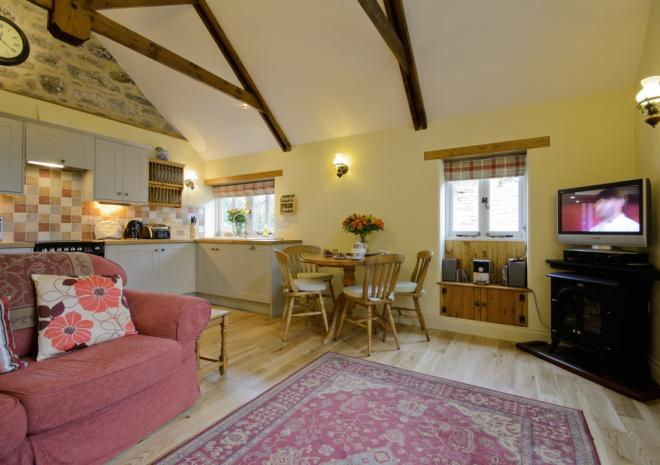 Self catering Cottages in Cornwall , Nanjeath Farm , St. Austell , Cornwall
