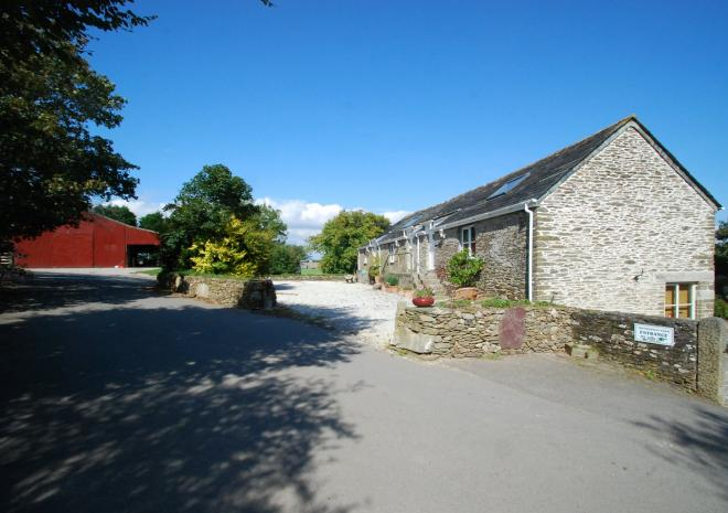 Trenderway Farm, Bed and Breakfast, Looe, South Cornwall