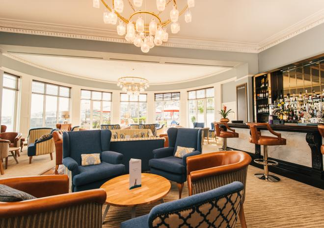 Restaurant in Cornwall | Hotel | The Greenbank Hotel | Falmouth | Cornwall