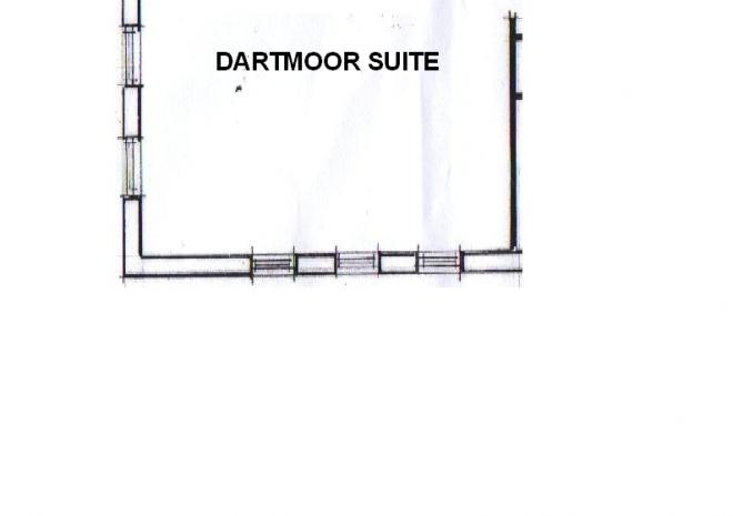 Dartmoor Suite Floor Plan