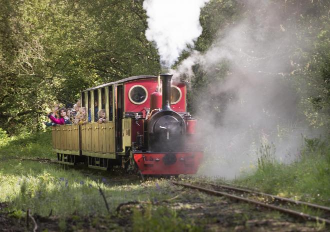 Things to do in Cornwall | Lappa Valley Steam Railway | St Newlyn East | Cornwall