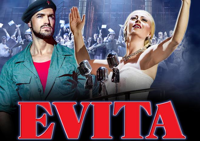 Hall for Cornwall, Whats on, March 2018, Evita