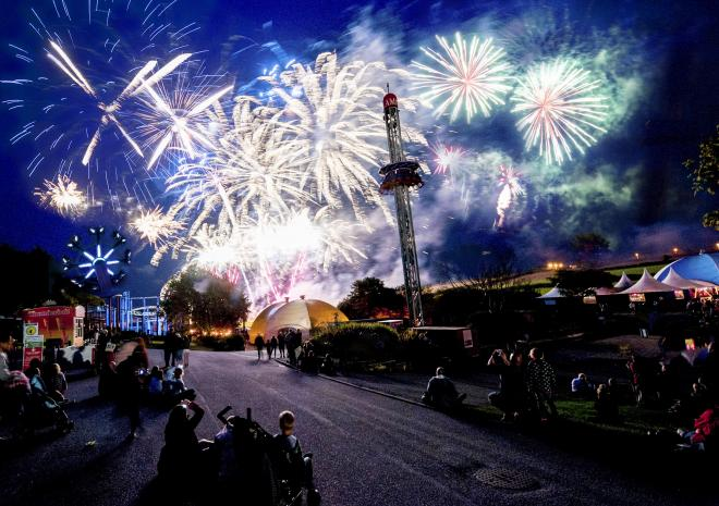 Flambards, Fireworks, Things to do in Cornwall,| Theme Park , Helston , Cornwall