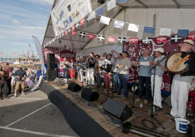 Falmouth, What's On, Sea Shanty, Cornwall