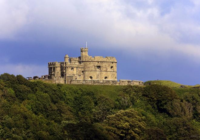 Pendennis Castle Falmouth | Photographer Roger Hollingswort | Copyright SWCP