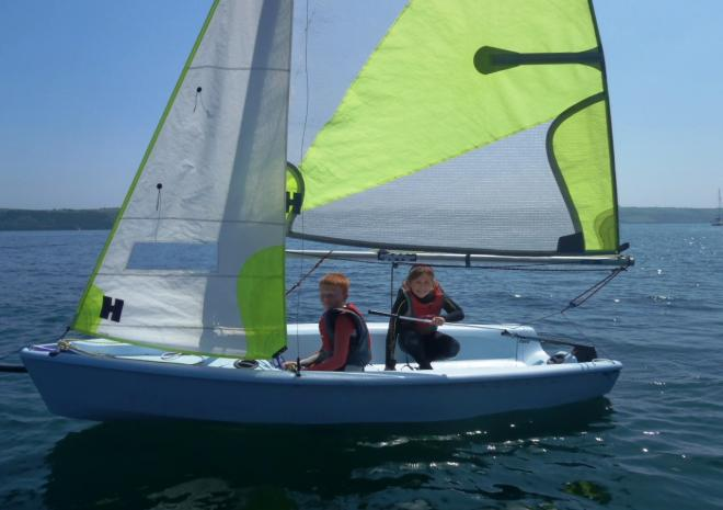 Sailing School Cornwall | Mylor Sailing School