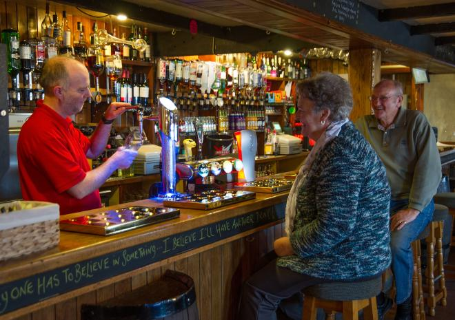 Pubs and Inns Cornwall | Food and Drink Cornwall | First and Last Inn | Sennen | Cornwall