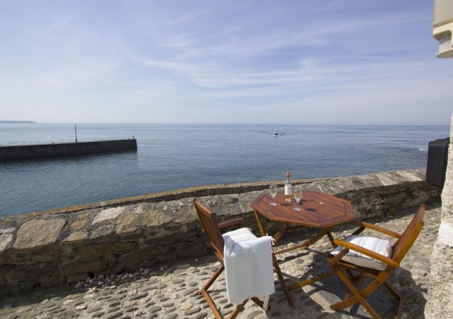 Fisherman's Loft - Porthleven Holiday Cottages, Self-Catering, Porthleven, West Cornwall