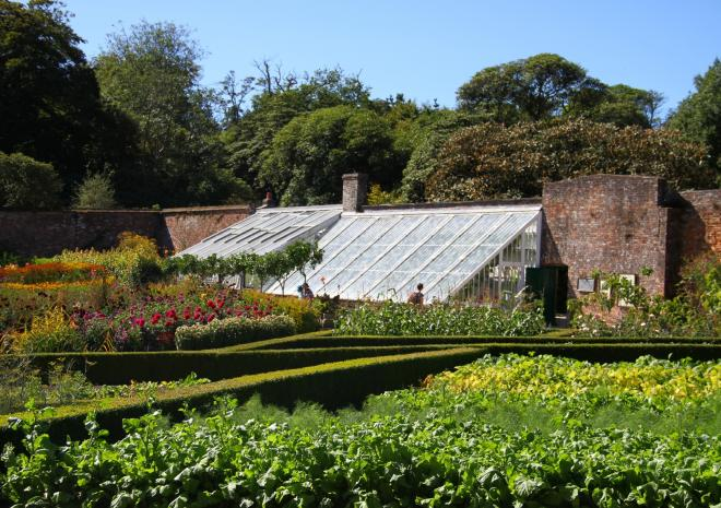 Lost Gardens of Heligan, St Austell, Cornwall c Visit Cornwall
