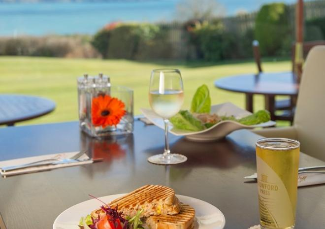 Carlyon Bay Hotel, Food & Drink, Nr St Austell, Charlestown, South Cornwall