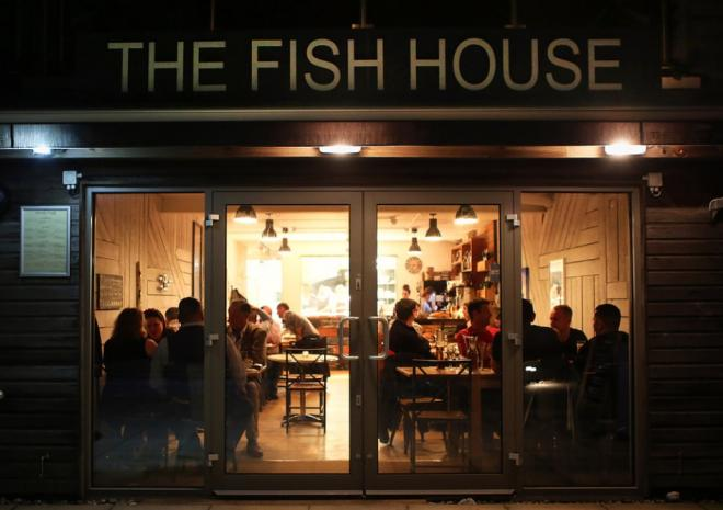 The fish house for The fish house restaurant