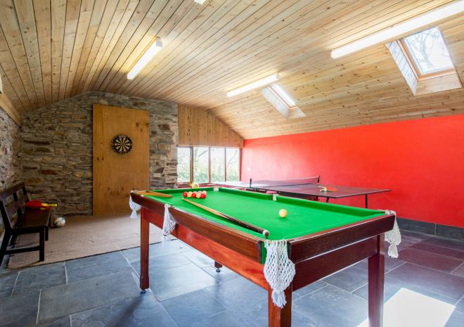 Cargurra Farm Cottages, near Boscastle, Cornwall